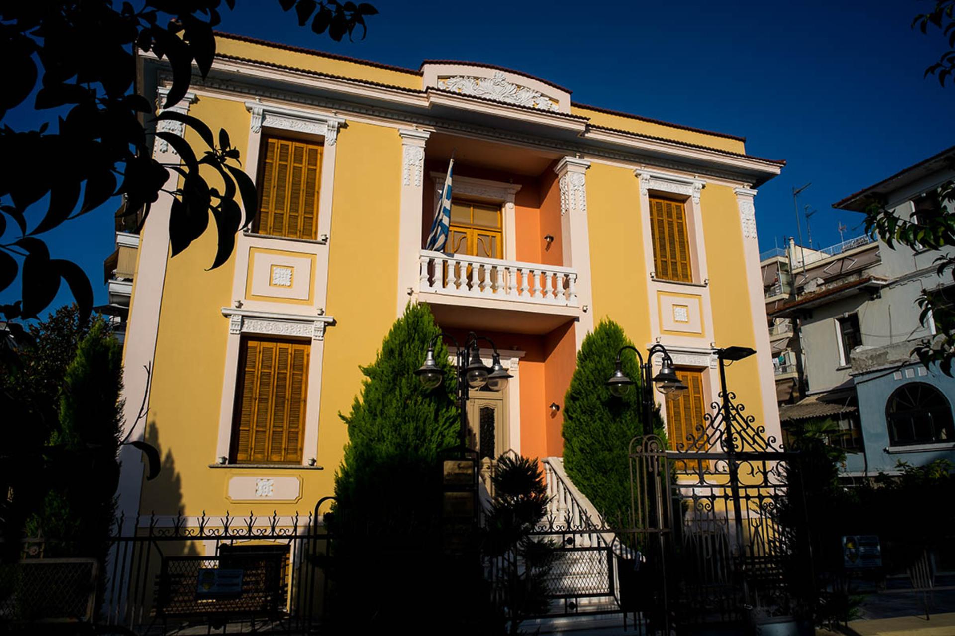 Αποτέλεσμα εικόνας για βλαχογιάννειο μουσείο μακεδονικού αγώνα